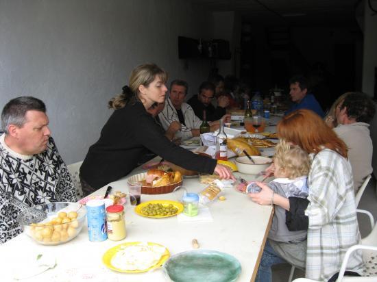 2008 Le repas
