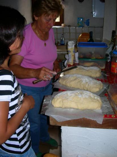 2006 La préparation du pain