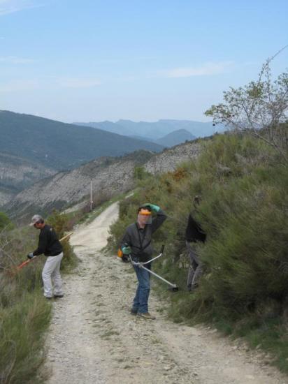 2008 Le chemin du village